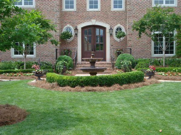 Airy garden